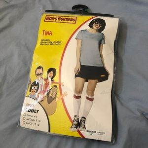 Other - Spirit Halloween Tina Belcher Costume